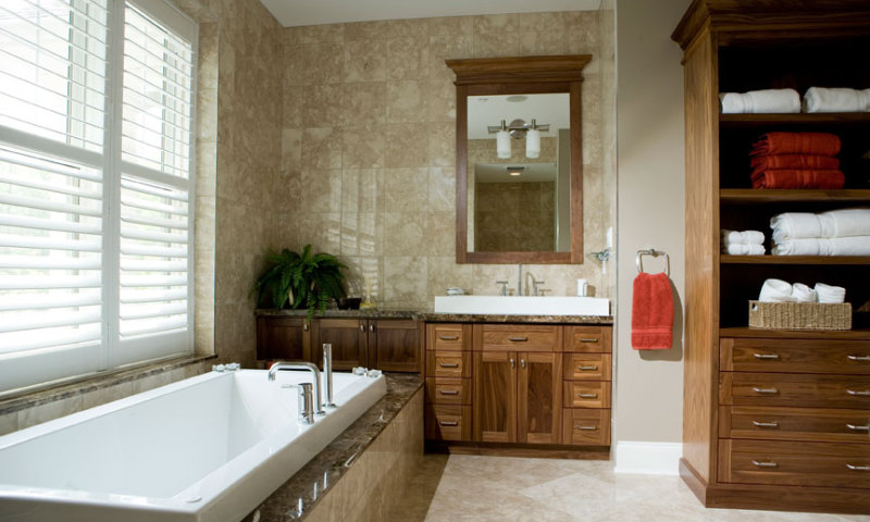 Woodecor Custom Bath Cabinetry