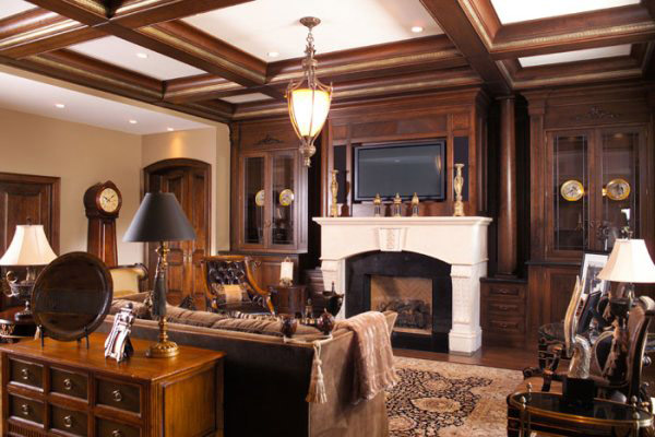 Woodecor Heritage Period Cabinetry