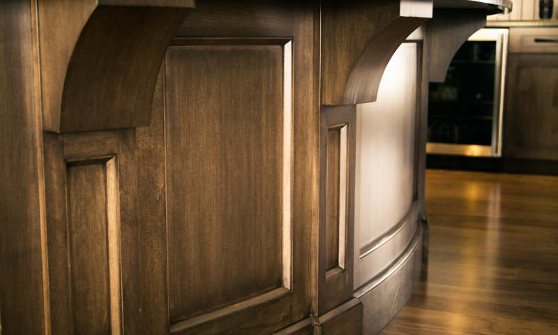Woodecor Custom Maple Kitchen