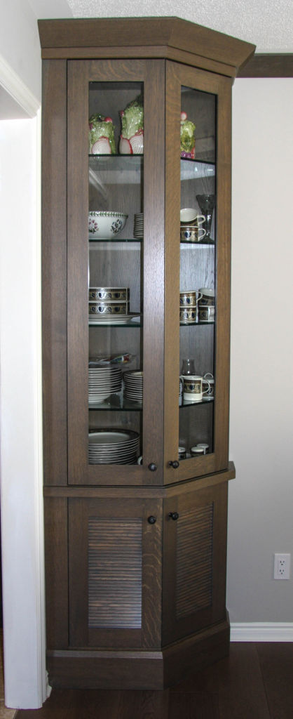 Rustic Dining Room Cabinets Woodecor Quality Custom Cabinetry Kitchens And Furniture