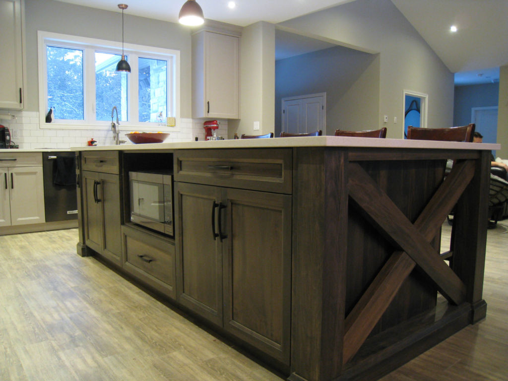 The New Rustic Kitchen Woodecor Quality Custom Cabinetry Kitchens And Furniture Since