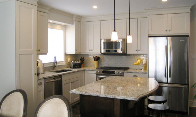 Adding Character to a Model Home Kitchen